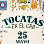 Afiche - Tocatas CRS 02