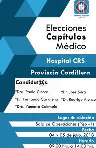 elecciones-capitulo-medico-crs-cordillera-baja