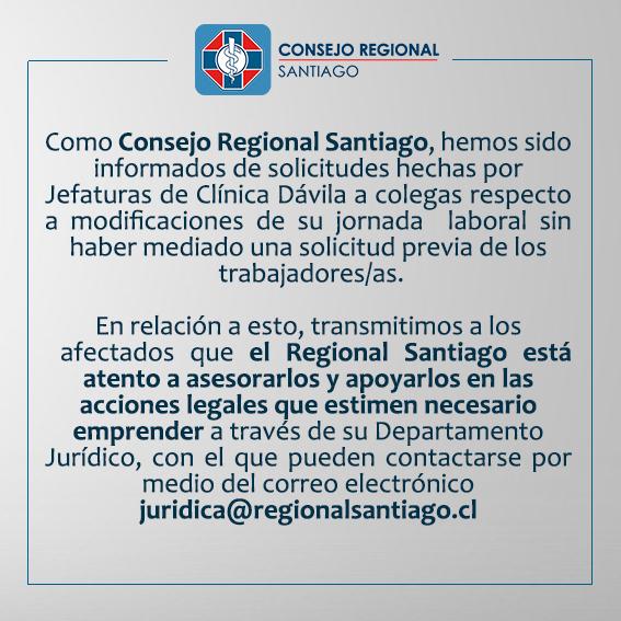 comunicado-clinica-davila