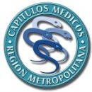 Colegio Medico Regional Santiago logo capitulos medicos