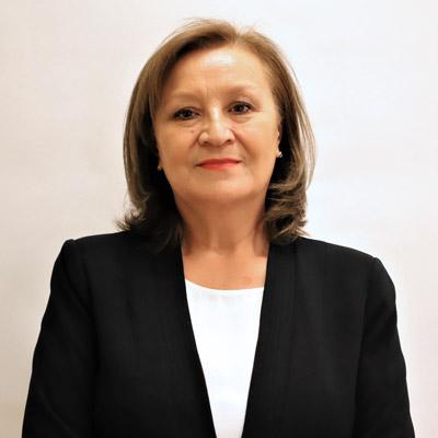 Colegio Medico Regional Santiago ejecutiva Maria Elena Hermosilla
