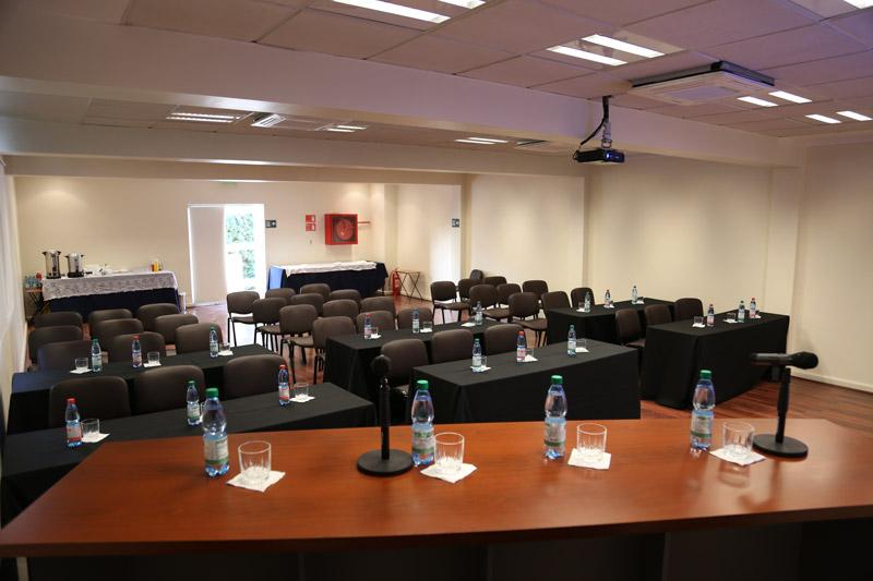 Colegio Medico Regional Santiago auditorium 1
