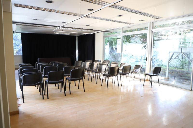 Colegio Medico Regional Santiago auditorium 2