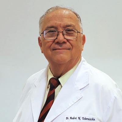 Colegio Medico Regional Santiago Dr Andrei Tchernitchin