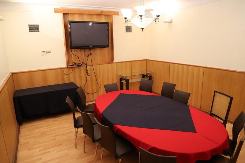 Colegio Medico Regional Santiago salon multiuso 1