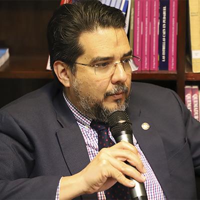 Dr. Mario Cruz-Peñates