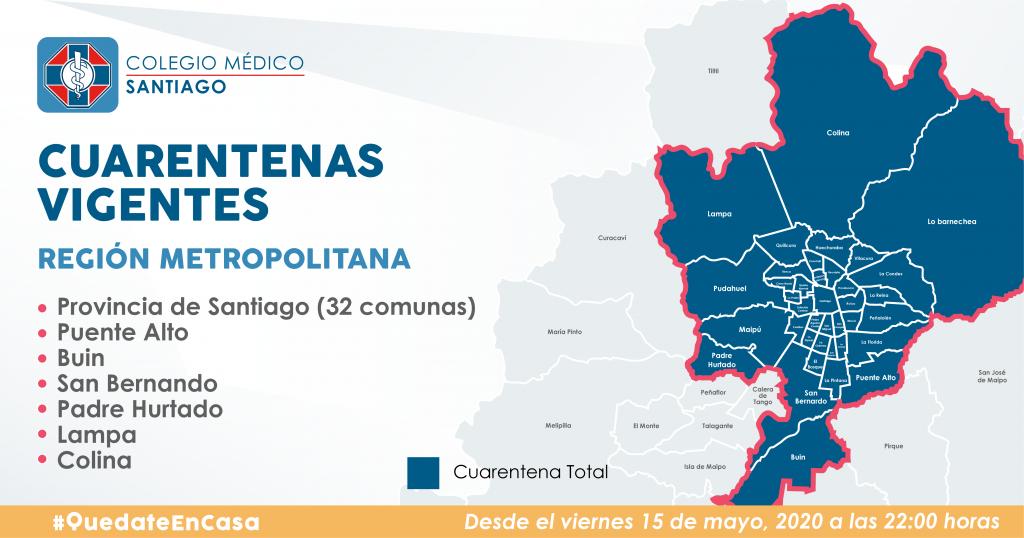 Cuarentenas_Santiago